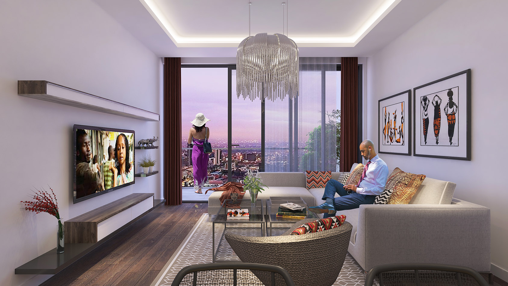 Rental unit in Nairobi's tallest tower will set you back Sh480,000