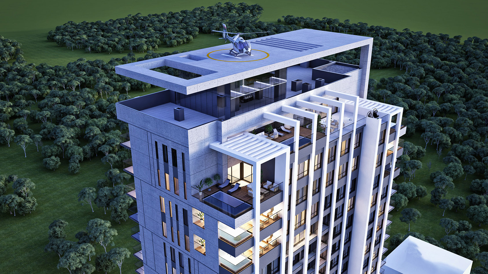Firm unveils proposed Africa's tallest residential luxury tower in Nairobi